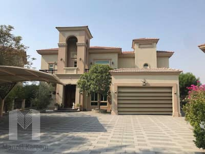 4 Bedroom Villa for Sale in Jumeirah Islands, Dubai - Perfectly Upgraded inside-out  4 BR Mediterranean  villa in Jumeirah Island