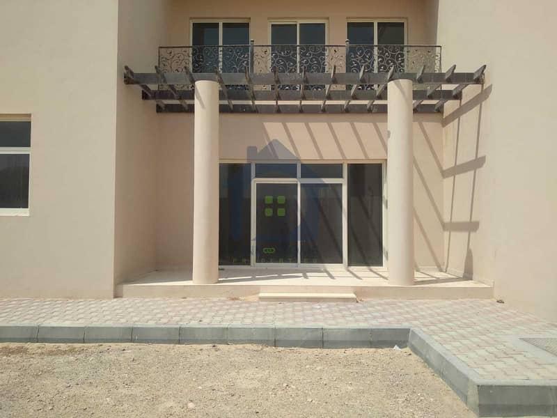 15 Brand new villa with 8 bedrooms in madinat al riyadh