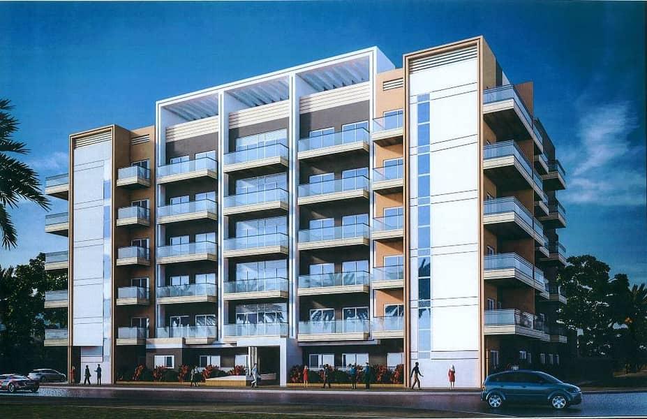 Apartment for sale in Dubai Apartments for sale in Dubai 360000 AED installment