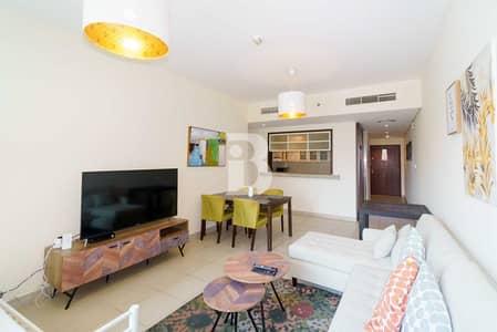 فلیٹ 2 غرفة نوم للبيع في وسط مدينة دبي، دبي - Community Facing   Fully Furnished   Investment Unit