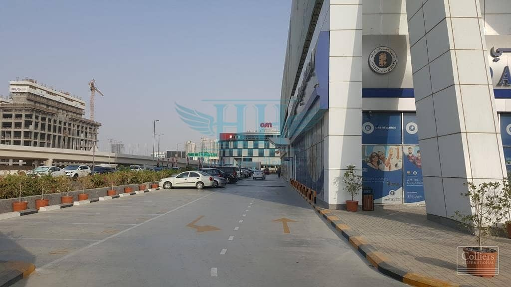 Fitted Retail for Rent l Concord tower