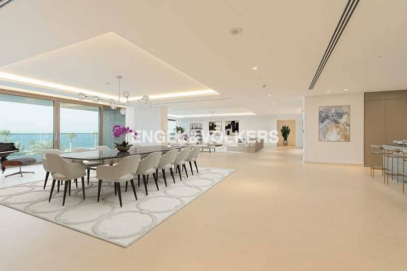 Ultra Spacious Luxury Penthouse | Sea View | Resort Living