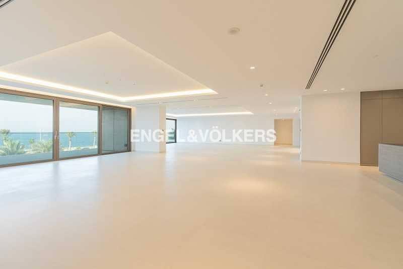 2 Ultra Spacious Luxury Penthouse | Sea View | Resort Living