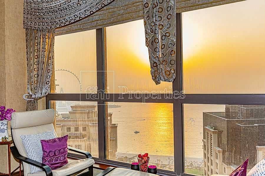 Full sea view & upgraded - High floor