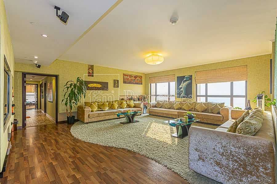 2 Full sea view & upgraded - High floor
