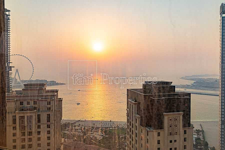 33 Full sea view & upgraded - High floor