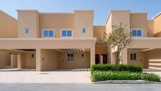 فیلا في امارانتا فيلانوفا دبي لاند 3 غرف 95000 درهم - 5316388