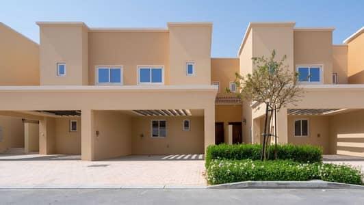 فیلا 3 غرف نوم للايجار في دبي لاند، دبي - Brand New Single Row Home in a Great Location