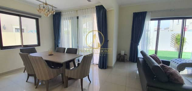 فیلا 4 غرف نوم للبيع في المرابع العربية 2، دبي - Spacious 4BR+M Samara- Type 2 Villa  Vacant   Large Plot