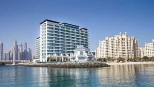 شقة في أزور ريزيدنسز نخلة جميرا 1 غرف 120000 درهم - 5316593
