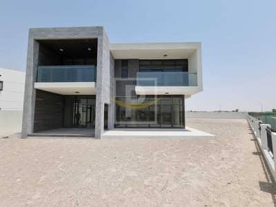 5 Bedroom Villa for Sale in DAMAC Hills (Akoya by DAMAC), Dubai - Type V5 | Ready To Move | Full Golf & Lake View | Fendy Styled | ZVIP