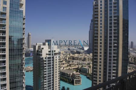 3 Bedroom Penthouse for Sale in Downtown Dubai, Dubai - PENTHOUSE | FOUNTAIN