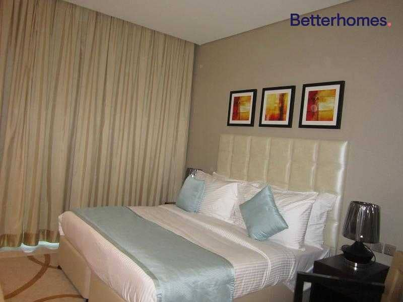 Pool View | Furnished | High Floor | Study
