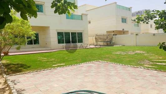 فیلا 4 غرف نوم للايجار في قرية جميرا الدائرية، دبي - فيلا مستقلة   تخطيط واسع   إطلالة على الحديقة