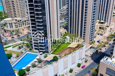 شقة 1 غرفة نوم للبيع في وسط مدينة دبي، دبي - Chiller Free High Floor 1BR Apt Good View