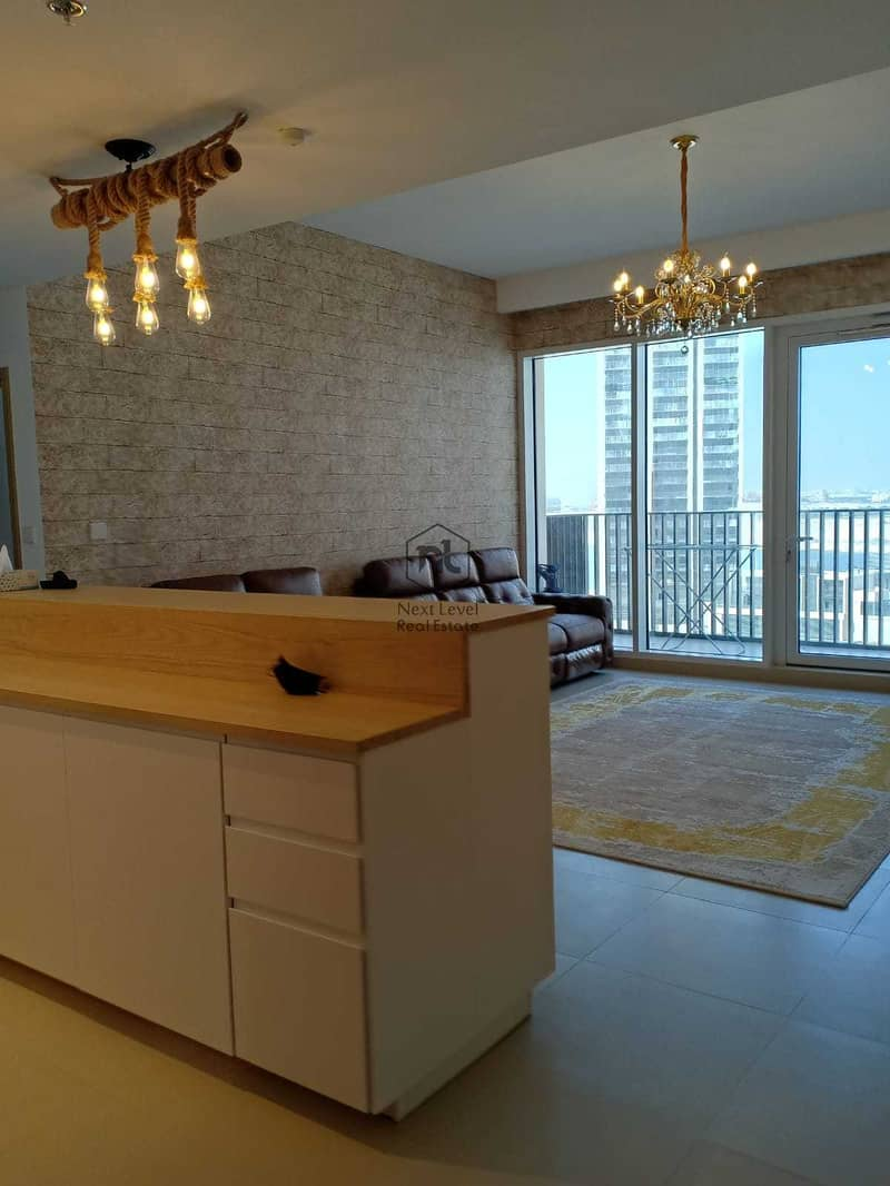Fully Furnished   Sea & Park View   Brand New   Ready to Move In