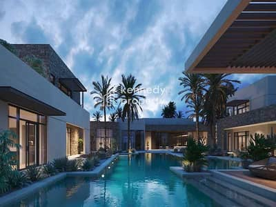3 Bedroom Villa for Sale in Ghantoot, Abu Dhabi - No Commission I Beach Front I Flexible Payment