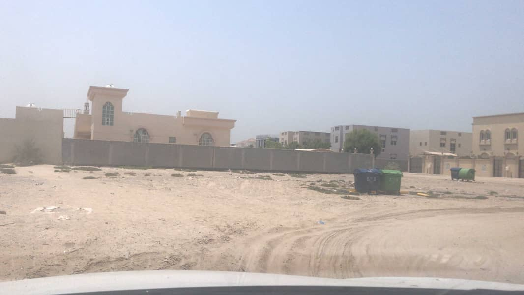 Land for sale 14000 sf in ALl Ramtha area