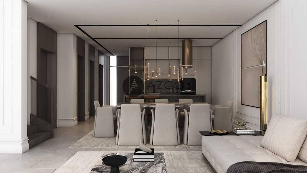 Unique Design With Spacious Size  Private Lift I C