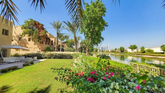 4 Bedroom Villa for Rent in The Meadows, Dubai - Hattan E2 4 Bedrooms I VACANT NOW I LAKE VIEW