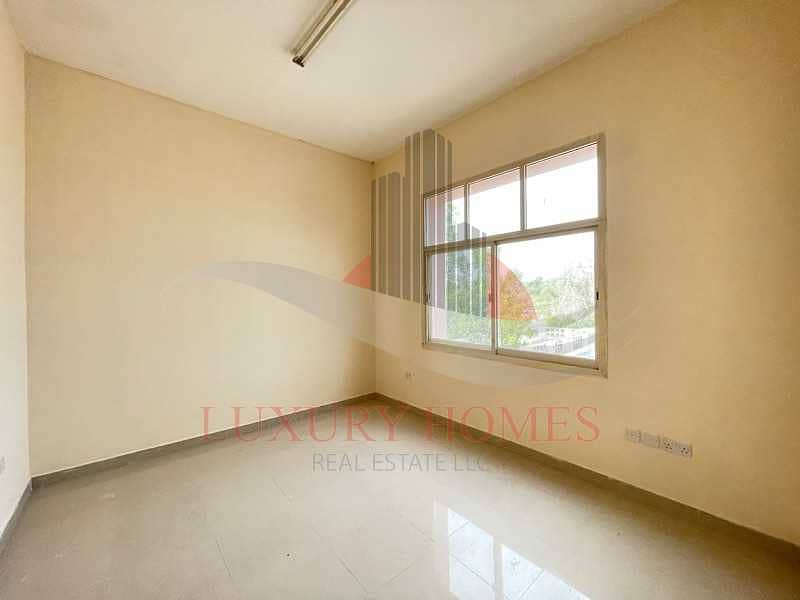 Bright and Spacious with Shaded Parking at Good Location
