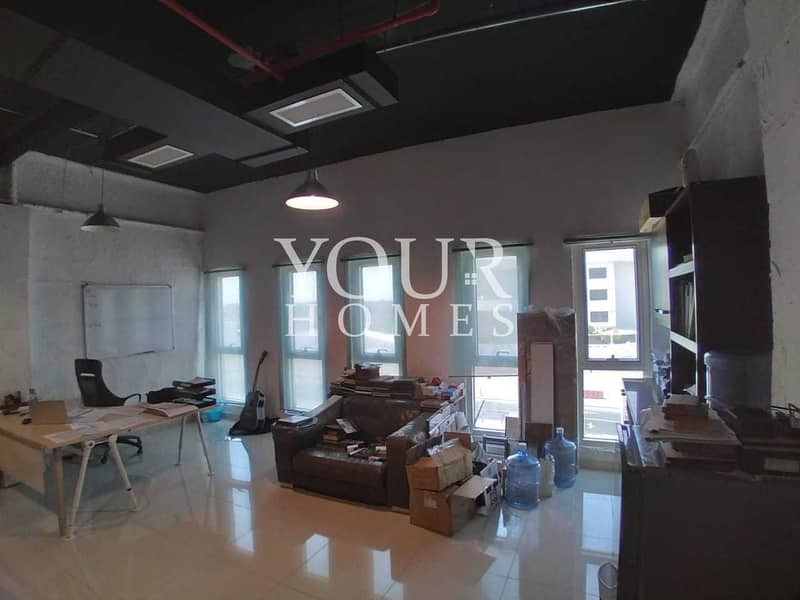 2 SO | Mid-floor Unfurnished Office Space | Available from 25/09/2021