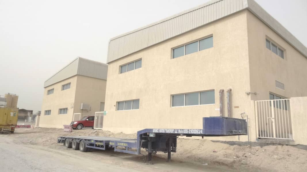 2 DEAL OF THE MONTHH  1816 Sqft  WAREHOUSE WITH 35.35KW POWER IN JEBEL ALI