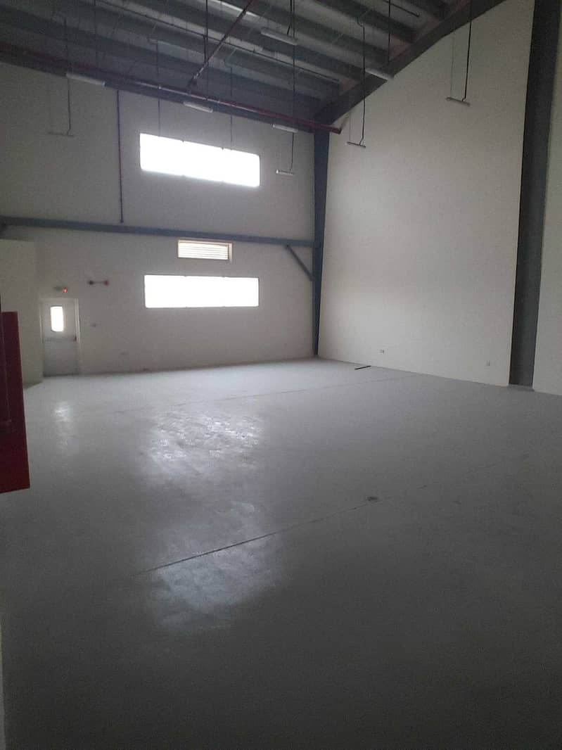 11 DEAL OF THE MONTHH  1816 Sqft  WAREHOUSE WITH 35.35KW POWER IN JEBEL ALI