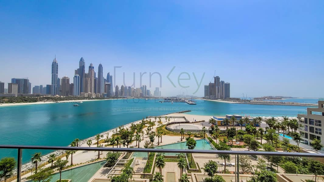 Luxury 4 BR penthouse - READY- View Now