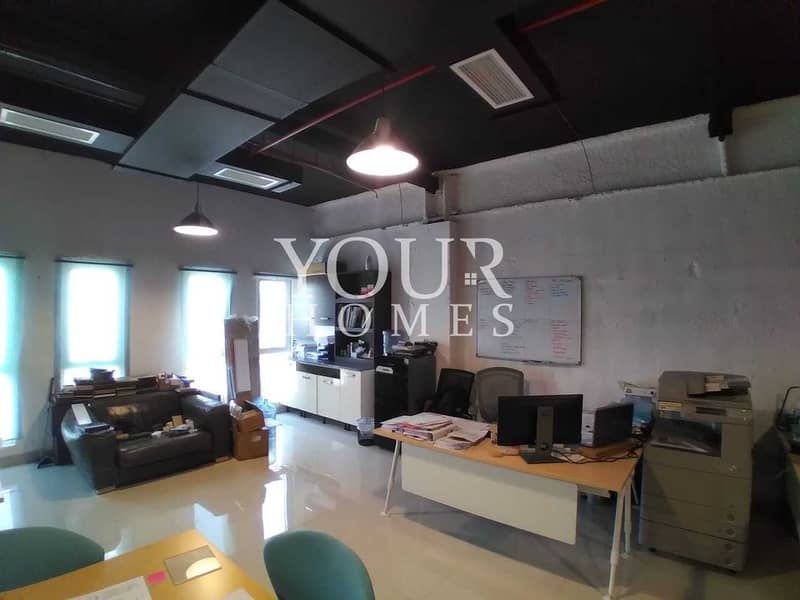 9 SO | Mid-floor Unfurnished Office Space | Available from 25/09/2021