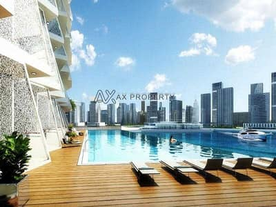 شقة 1 غرفة نوم للبيع في الجداف، دبي - شقة في Binghatti Avenue بن غاطي افينيو 1 غرف 559000 درهم - 5310628