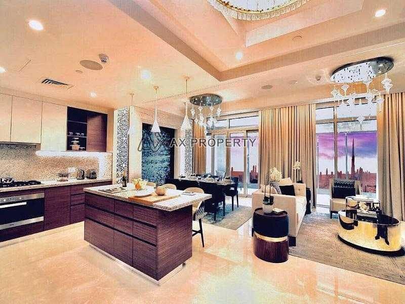 شقة في امبريل افينيو وسط مدينة دبي 3 غرف 4200000 درهم - 5310606