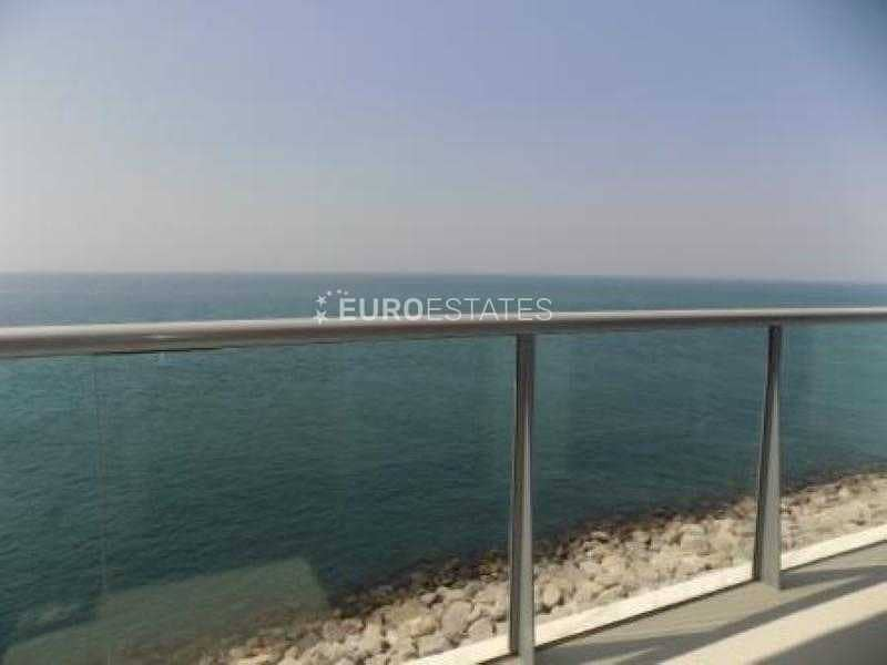 2 Substantial 1 BR Apartment With Open Air Balcony
