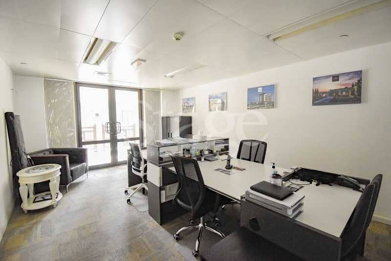 16 Full Fitted prestigious office in Old Town Island