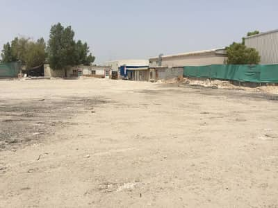 Plot for Rent in Ras Al Khor, Dubai - Commercial Open Plot/Land for rent in ras al khor