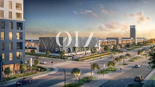 ارض تجارية  للبيع في الشامخة، أبوظبي - تملك ارضك التجارية بموقع استتنائي بالريمان