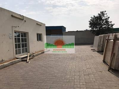 Plot for Rent in Industrial Area, Sharjah - 10000sq.ft open land -Industrial Area 15  -  AED 250,000 /yr