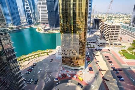 مکتب  للبيع في أبراج بحيرات الجميرا، دبي - Fitted Office with Partition I Vacant | End User