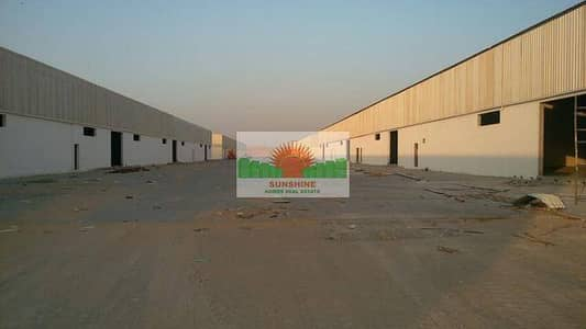 Brand new insulated warehouse in UAQ  -  AED 260,000 /yr