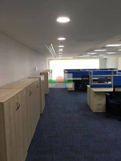 مکتب  للايجار في المجاز، الشارقة - Office space available in Buheira Corniche  -  AED 250,000 /yr
