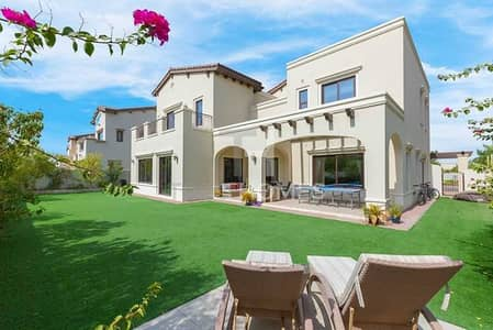 6 Bedroom Villa for Sale in Arabian Ranches 2, Dubai - Exclusive | Park View | 6Bed+Maid+ 2 Kitchens