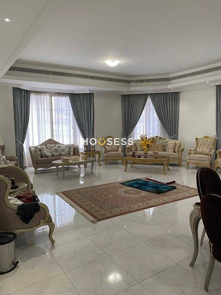 WELL MAINTAINED  Beautiful view  UNFURNISHED VILLA