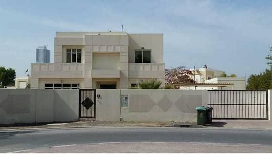 5 Bedroom Villa for Rent in Al Barsha, Dubai - 5 Bed Villa + Maid Room| Big Plot | Main Road Facing