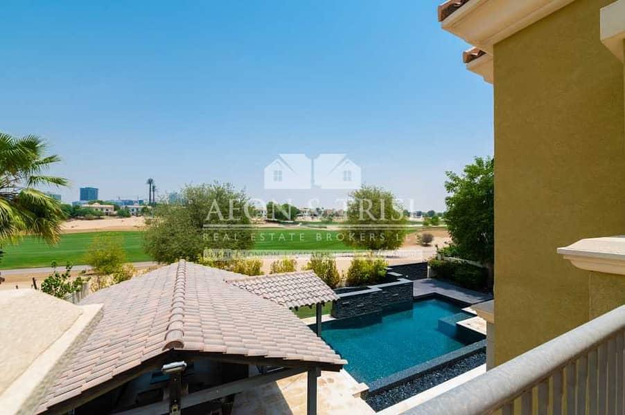 Golf course view/Luxury Upgraded 5 BR Villa  | VOT
