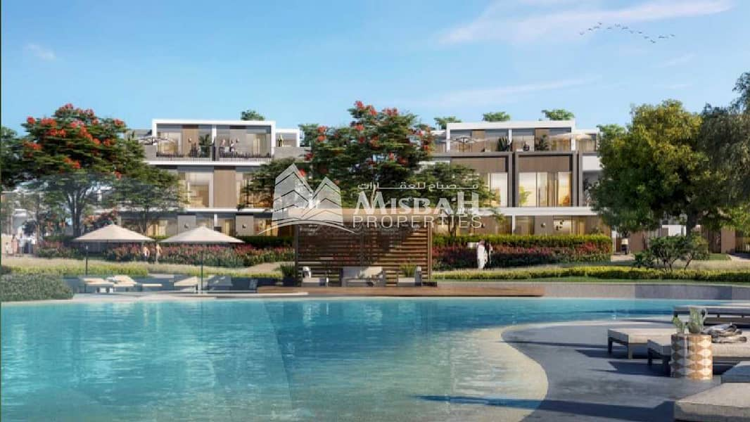 Four Bedroom Twin Villa with Post-Completion of 2 years payment plan