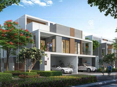 4 Bedroom Villa for Sale in Tilal Al Ghaf, Dubai - On-Park | A2 Type | Negotiable | Multiple Units