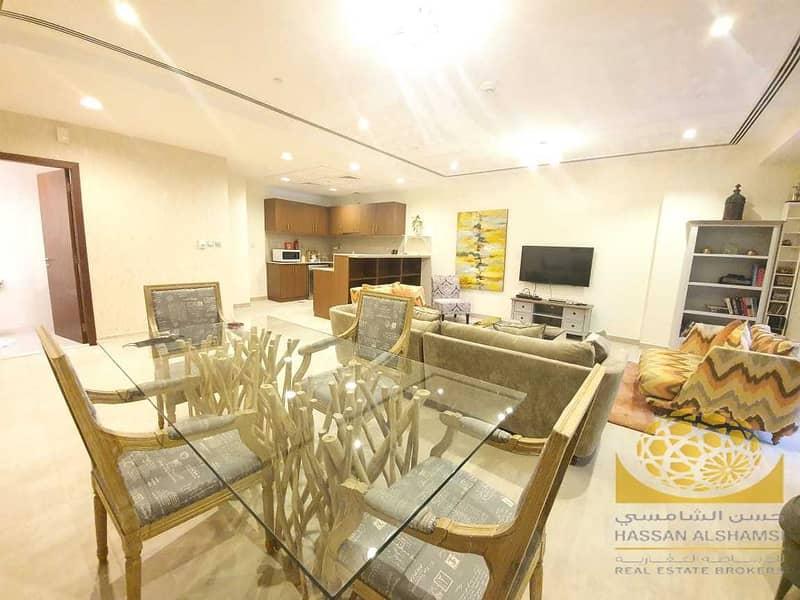 شقة في رمال 4 رمال جميرا بيتش ريزيدنس 1 غرف 1590000 درهم - 5180087