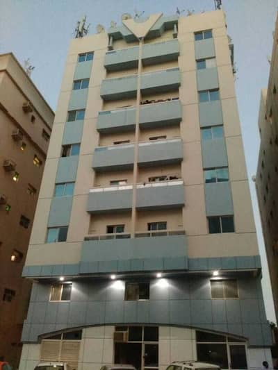 Studio for Rent in Ajman Industrial, Ajman - OFFER NOW Spacious studio Available in Entrance of Ajman opposite side of Thumbay hospital AED 12,500/yr. .