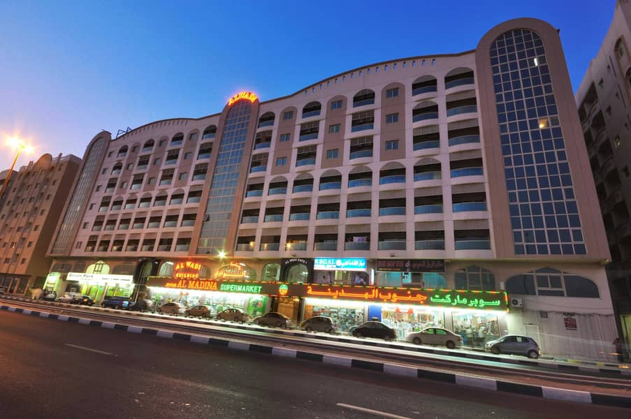 ELEGANT & SPACIOUS OFFICE | ACCESS TO DUBAI | HOT OFFER