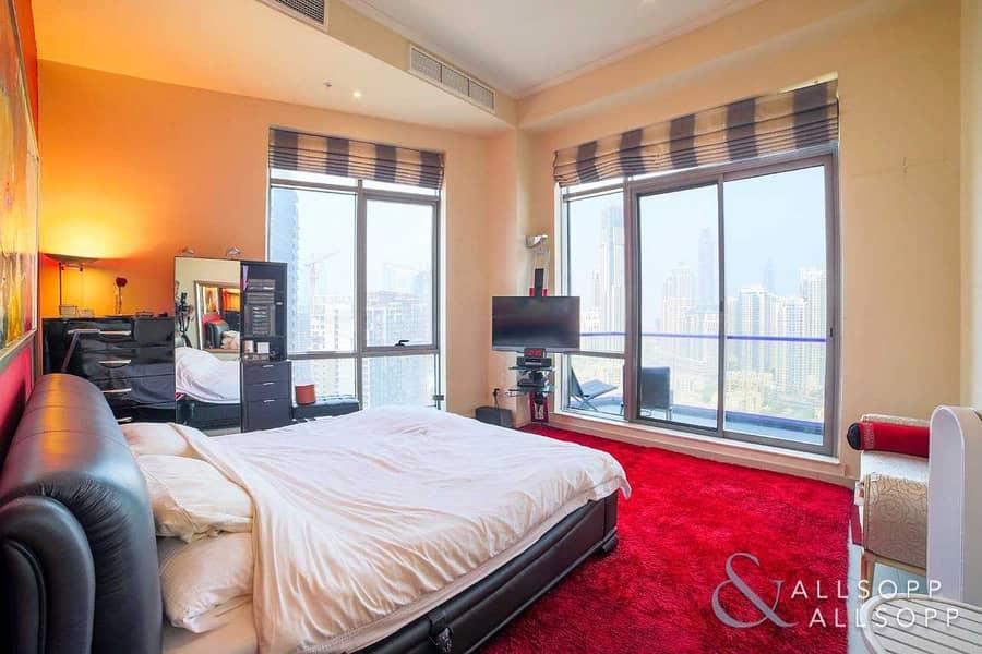 24 3 Bed Penthouse | Full Burj Khalifa View